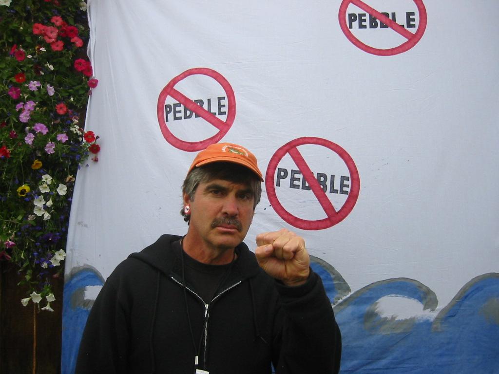AK Dana No Pebble Mine