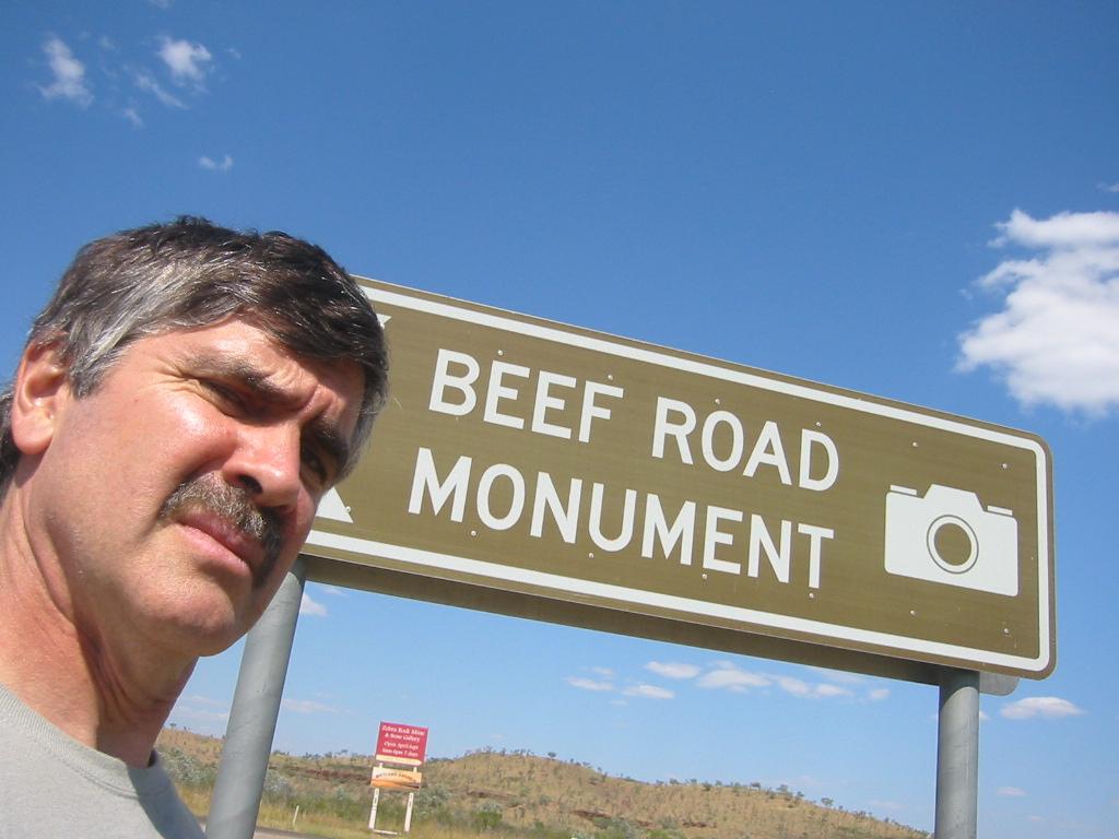 Beef Road