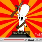 Cows With Guns animation still