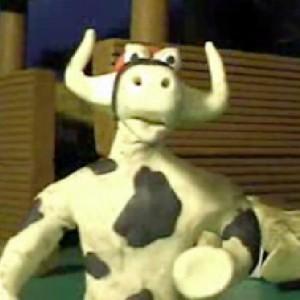 Cows With Guns claymation still 12-A