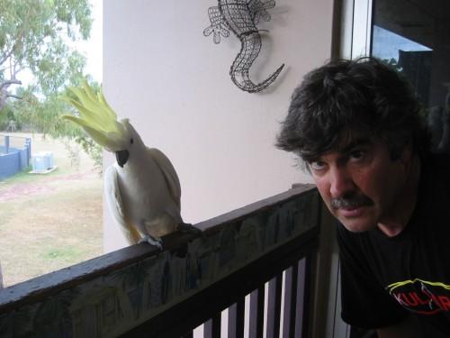 Dana & Cockatoo1
