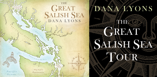 Great Salish Sea Email CD RELEASE Postcard 2015 SMALL