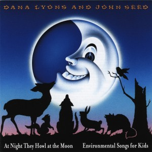 At Night They Howl at the Moon CD cover