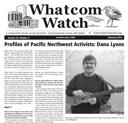Whatcom Watch cover 2