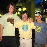 Cameron Edser, Dana Lyons & Michael Richards