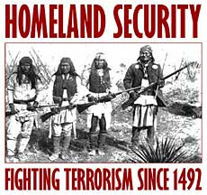 Image result for homeland security image apache